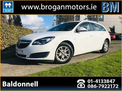 Image 18 for Opel Insignia 2.0 CDTi E/F DESIGN*SAT NAV*ESTATE