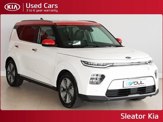 Kia Soul Ev >> 2019 192 Kia Soul Ev Long Range Just In 10000 Grant Applies