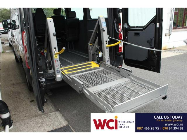 2016 RENAULT MASTER Wheelchair Accessible