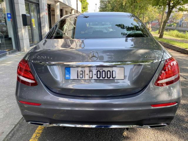 2018 Mercedes-Benz E Class - Image 4