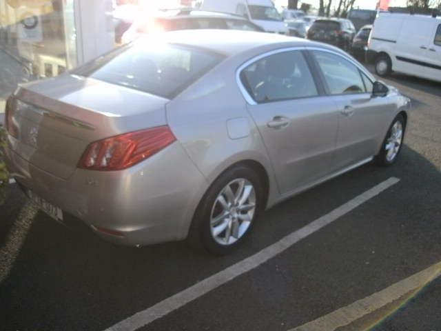 Photos of Peugeot 508