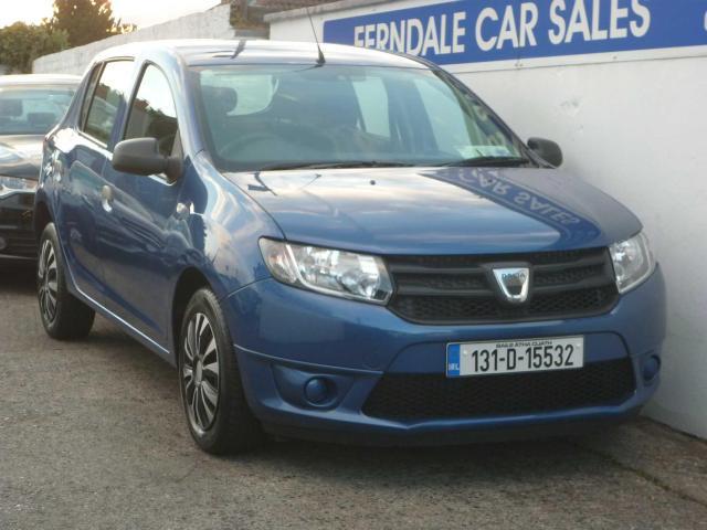 2013 Dacia Sandero 1.1 Petrol