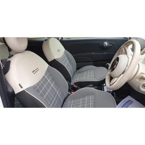 2017 Fiat 500 - Image 10