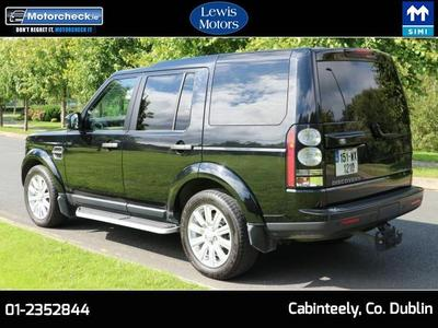 Image 6 for Land Rover Discovery 5 SEAT UTILITY, FULL LAND ROVER SERVICE HISTORY, PRICE PLUS VAT **FINANCE AVAILABLE**