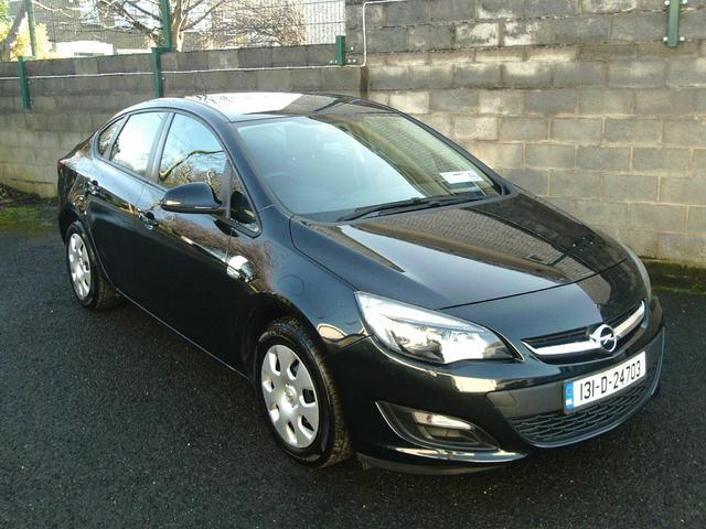2013 Opel Astra 1.4 Petrol