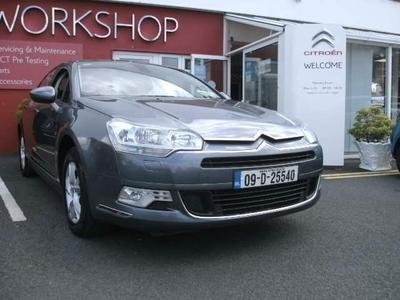 Photos of 2009 Citroen C5 1.6L Manual