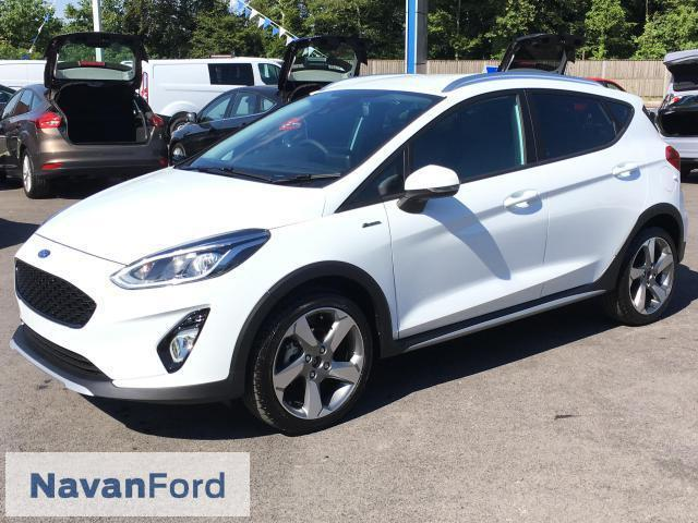 2018 182 ford fiesta active 1 0 ecoboost 100 ps price 19 750 1 0 petrol for sale in meath. Black Bedroom Furniture Sets. Home Design Ideas