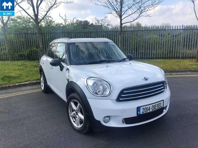 2014 Mini Countryman One D 5dr Price 15995 16 Diesel For Sale