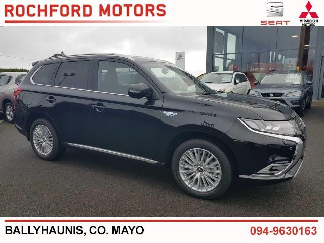 2019 mitsubishi outlander phev plug-in electric and hybrid all in