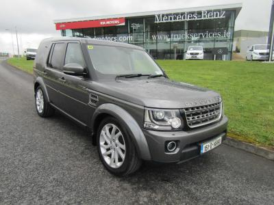 Photos of 2015 Land Rover DISCOVERY 3.0L Automatic