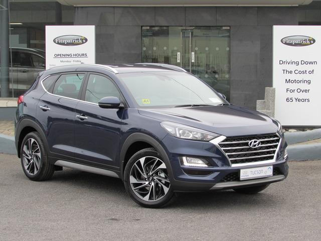 2019 (191) Hyundai Tucson EXECUTIVE PLUS 1.6 DIESEL WITH LOVELY UPGRADES CALL FOR A TEST DRIVE