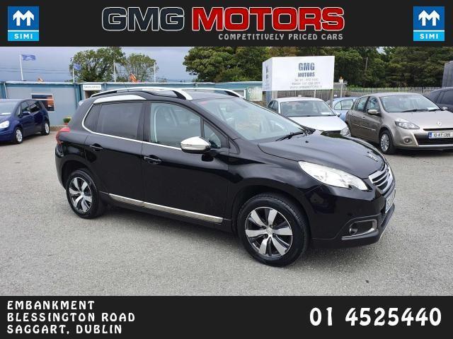 2015 Peugeot 2008 1.6 Diesel