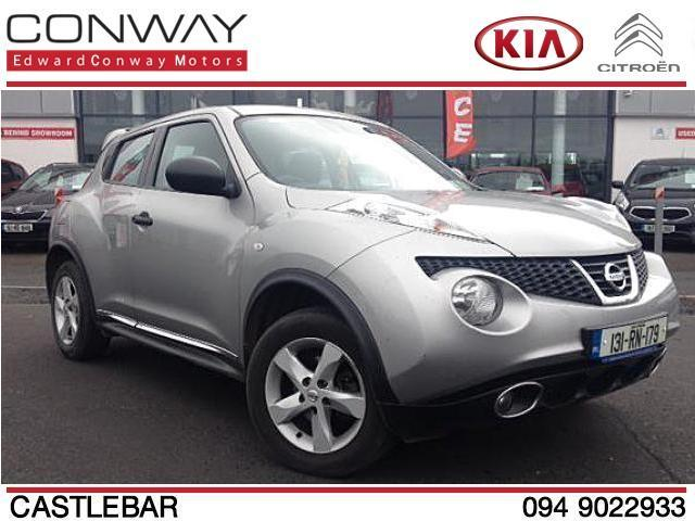 Photo of used car Nissan Juke