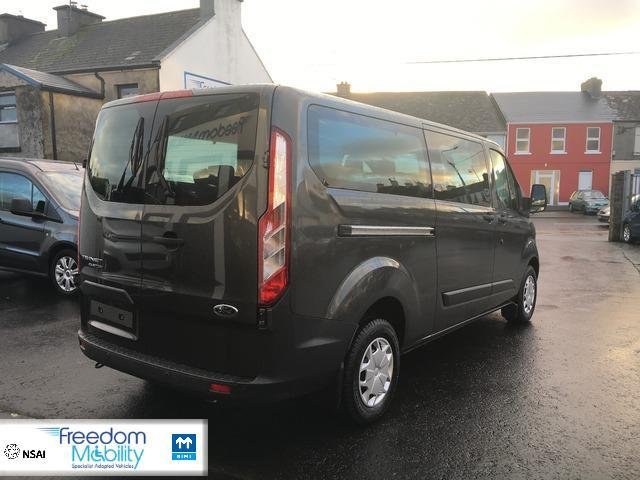 2019 ford transit custom 9 seater custom kombi lwb price poa 2 0 diesel for sale in mayo on. Black Bedroom Furniture Sets. Home Design Ideas