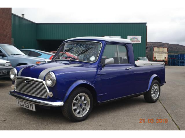 1979 Austin Mini Pick Up Price 13995 10 Petrol For Sale In