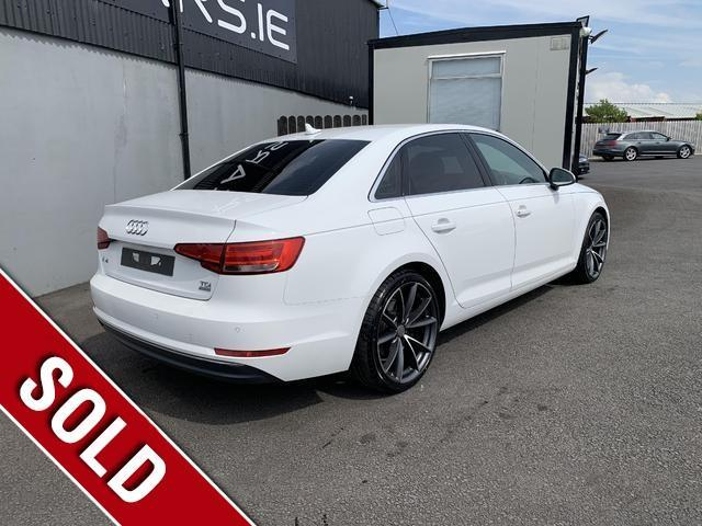 2017 Audi A4 2 0 TDI ULTRA SPORT UNREAL VALUE HOME SOON DON