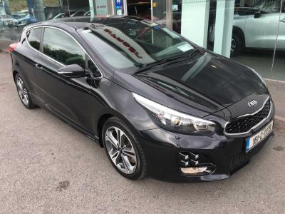 Photos of 2016 Kia PRO_CEED 1.6L Manual