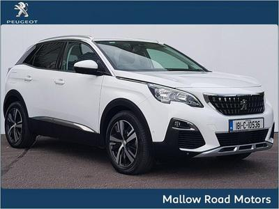 Photos of 2018 Peugeot 3008 1.6L Manual