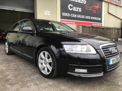 Photo of 2010 AUDI A6 car for sale - Mindaro Cars ltd