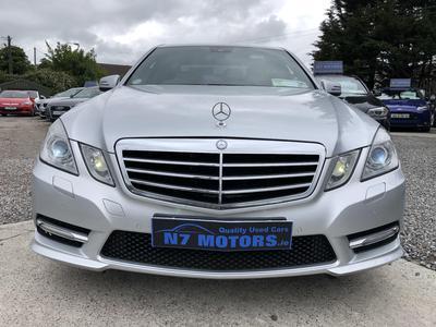 N7 Motors - 2012 Mercedes-Benz E 200