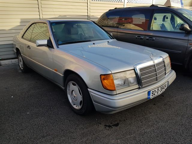 1992 mercedes benz 230 230 ce fully refurbished just for Mercedes benz car loan rates