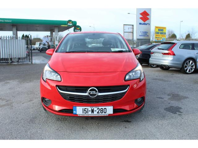 2015 151 Opel Corsa 1 4 Excite 90ps 1 Owner Price