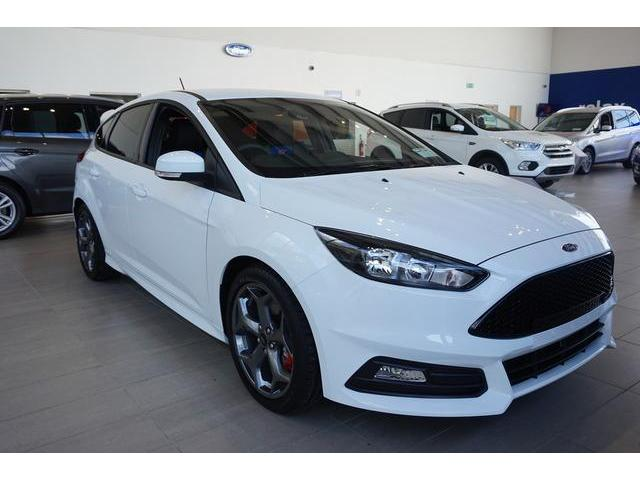 ford focus  ecoboost st ps price