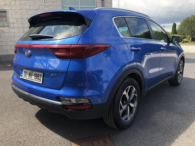 Photos of Kia Sportage