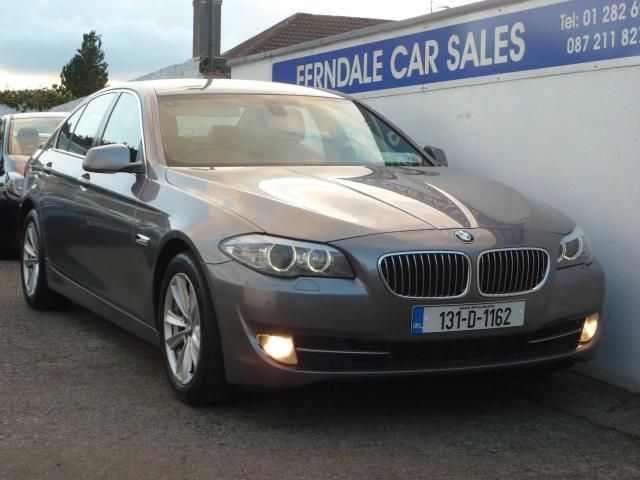 2013 BMW 520 2.0 Diesel