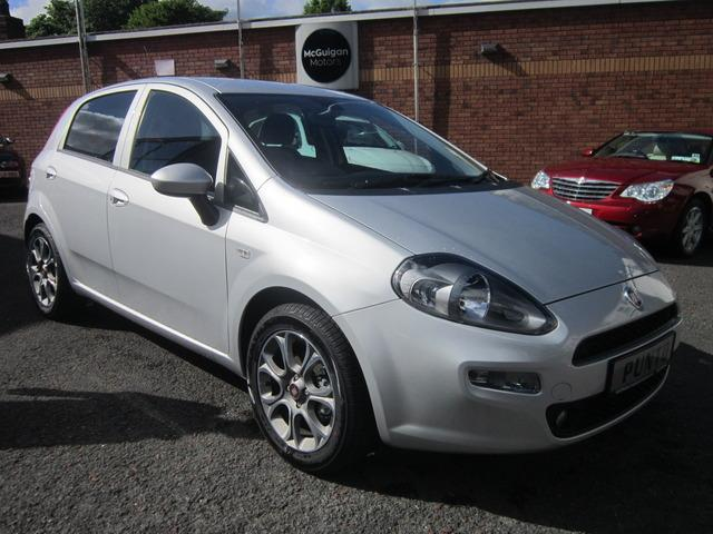 2018 182 fiat punto evo 1 2 lounge edition price 16 750 1 2 petrol for sale in monaghan on. Black Bedroom Furniture Sets. Home Design Ideas