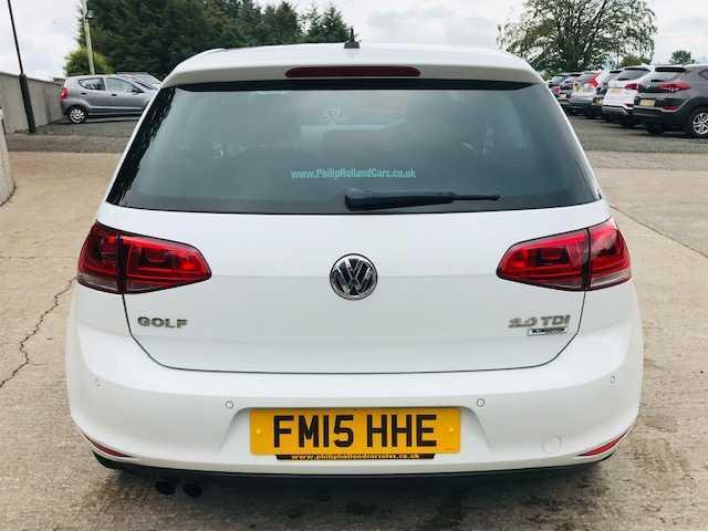 2015 Volkswagen Golf 2 0 TDI MATCH BLUEMOTION TECH 140PS