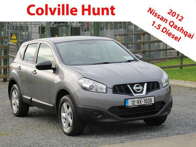 2012 nissan qashqai 1 5 dci xe price 9 950 1 5 diesel for sale in tipperary on. Black Bedroom Furniture Sets. Home Design Ideas