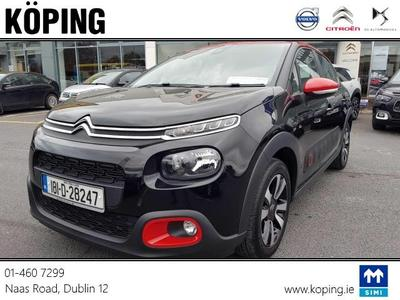 Photos of 2018 Citroen C3 CITROEN C3 1.2L Manual