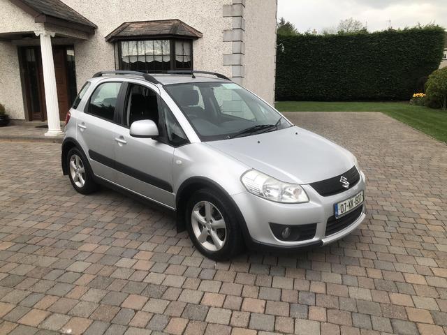 2007 Suzuki SX4 1 5 GLX, Price: €2,750 1 5 Petrol for sale in