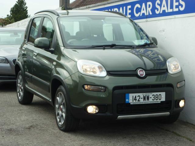 2014 Fiat Panda 1.2 Diesel