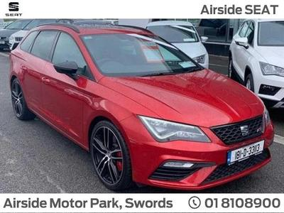 Photos of 2018 Seat LEON 2.0L Automatic