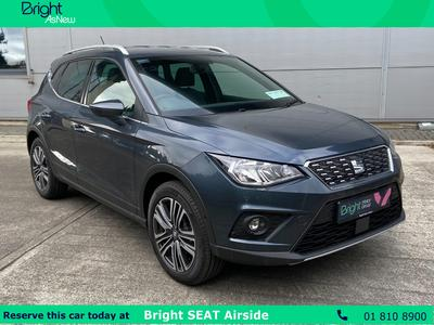 Photos of 2020 Seat ARONA 1.0L Automatic