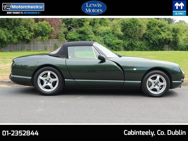 1994 Tvr Chimaera 4hc V8 New Roof Extensive History Finance