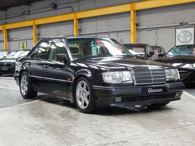 1992 Mercedes-Benz E 500 500 E // 326 PS // STUNNING RARE CAR ... on
