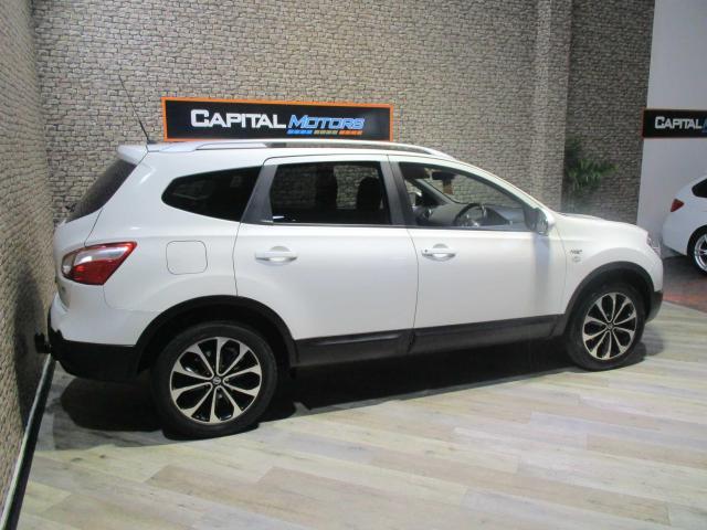 2012 Nissan Qashqai +2 1 5 DCI N-TEC+ 7 SEATS CAR NUM 372