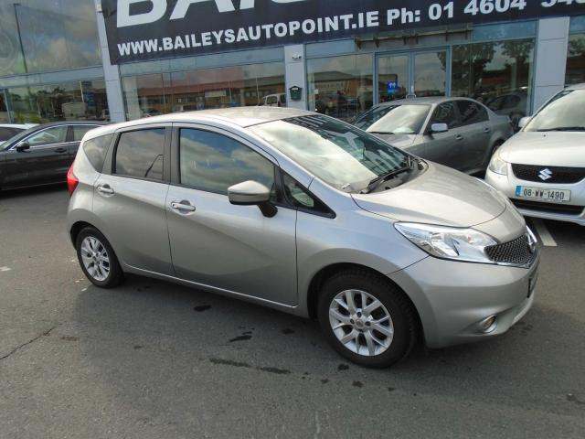 2017 Nissan Note 1.2 Petrol