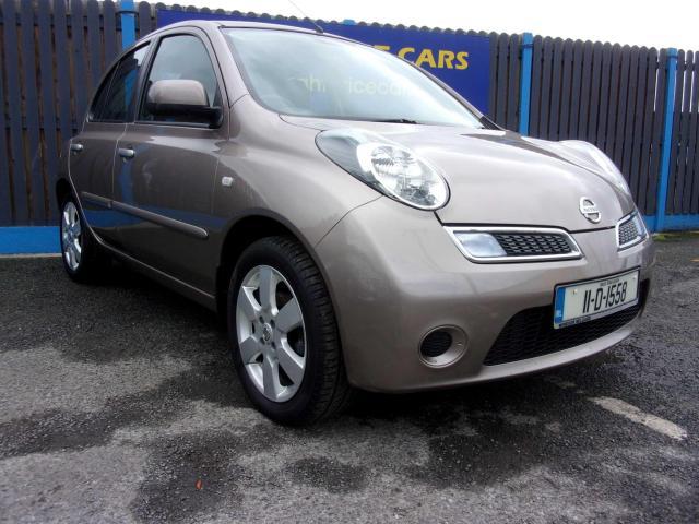 2011 Nissan Micra 1.2 Petrol