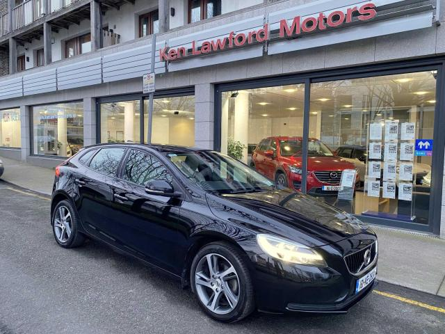 2018 Volvo V40 SOLD-D2 MOM ED 5DR
