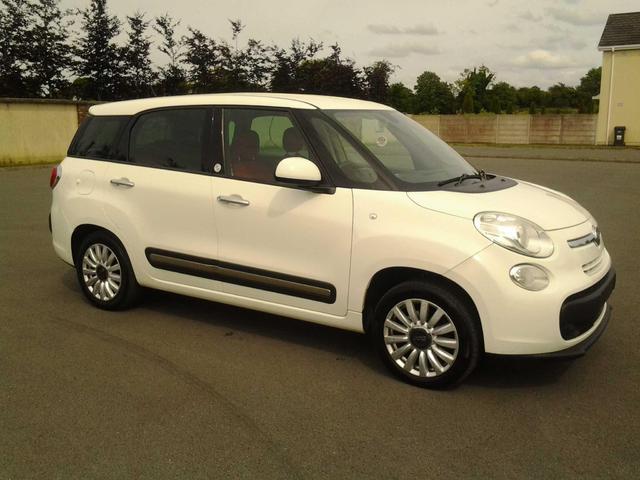 2014 Fiat 500l under 1.0 Petrol