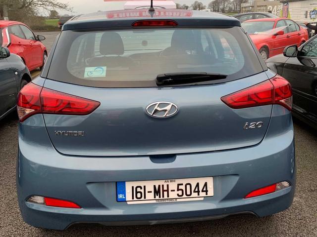 2016 Hyundai i20 - Image 5