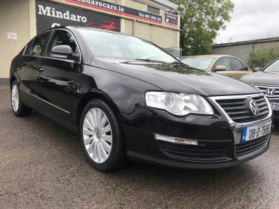 Photo of 2008 VOLKSWAGEN PASSAT car for sale - Mindaro Cars ltd