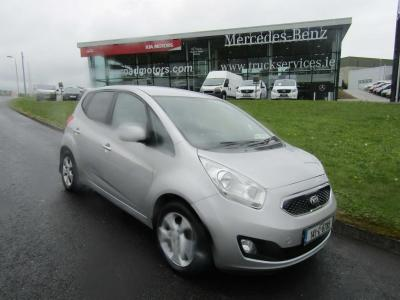 Photos of 2014 Kia VENGA 1.4L Manual