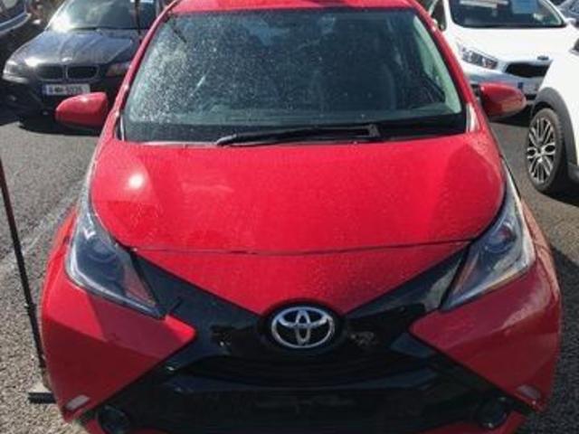 2016 Toyota Aygo 1.0 VVT-I X-PLAY