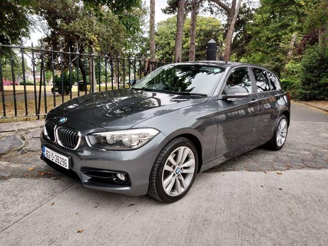 2016 BMW 1 Series SOLD