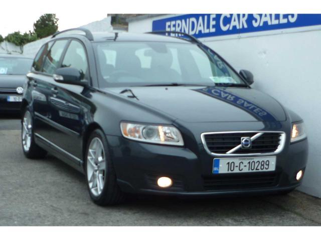 Cars That Start With D >> 2010 Volvo V50 1 6d Drive Start Stop Se Sportwagon Price